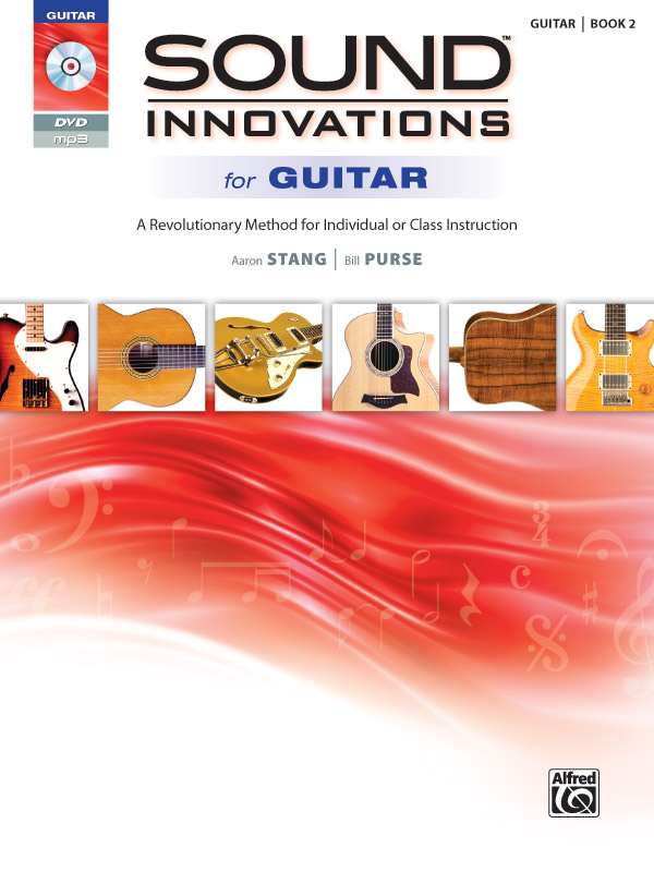 Sound Innovations for Guitar Book 2