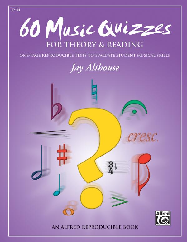 60 Music Quizzes