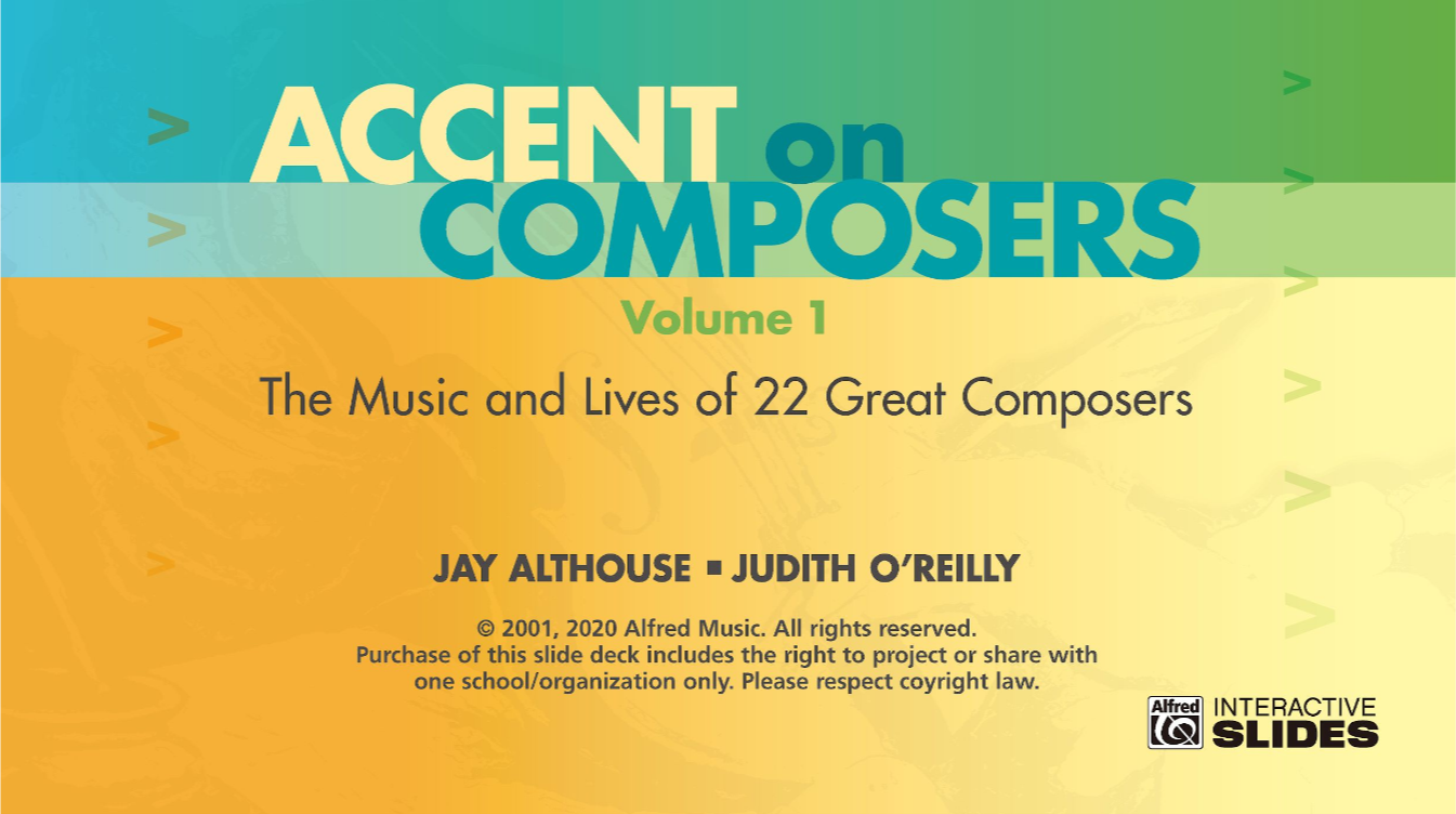 Accent on Composers