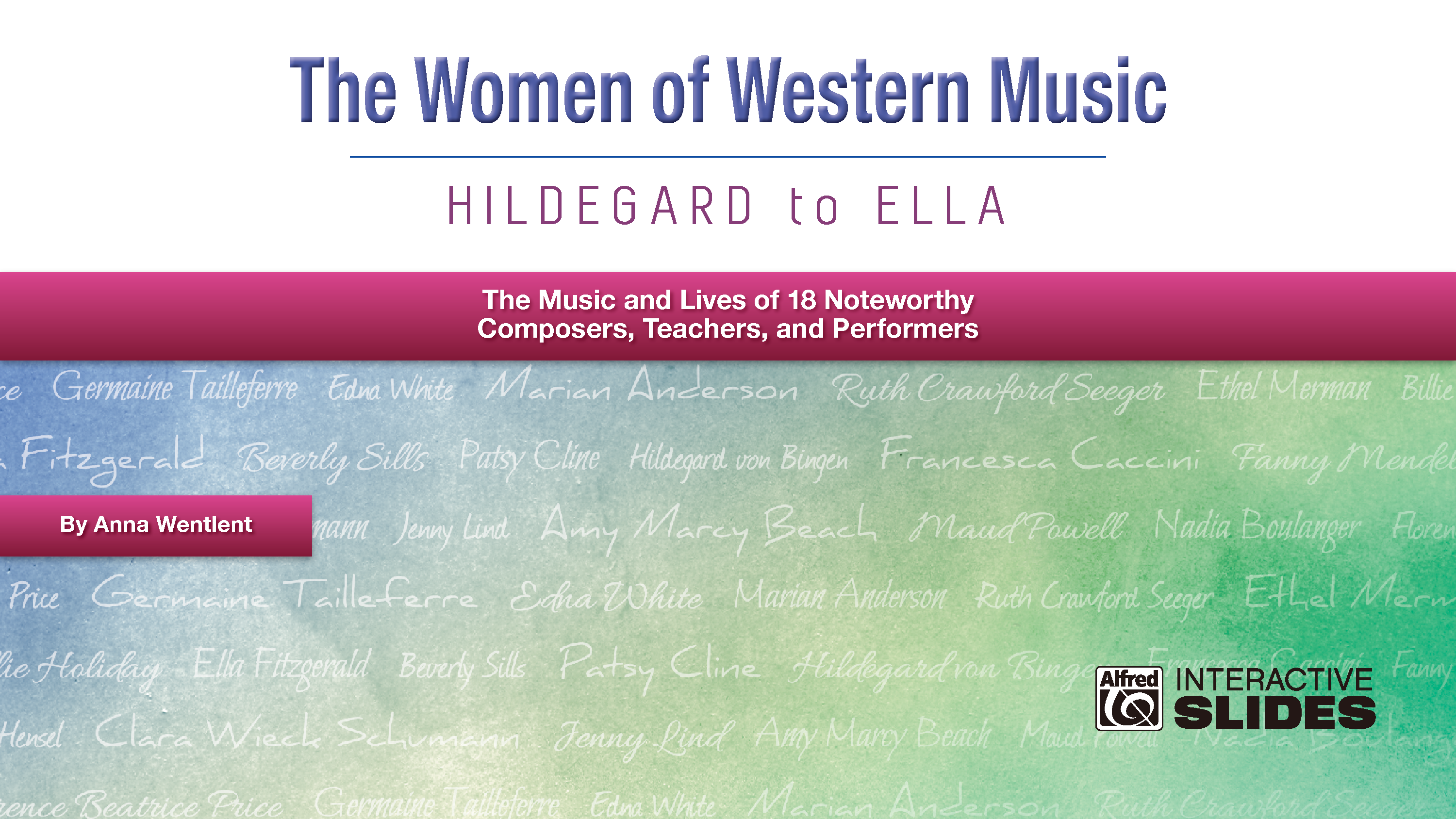 The Women of Western Music
