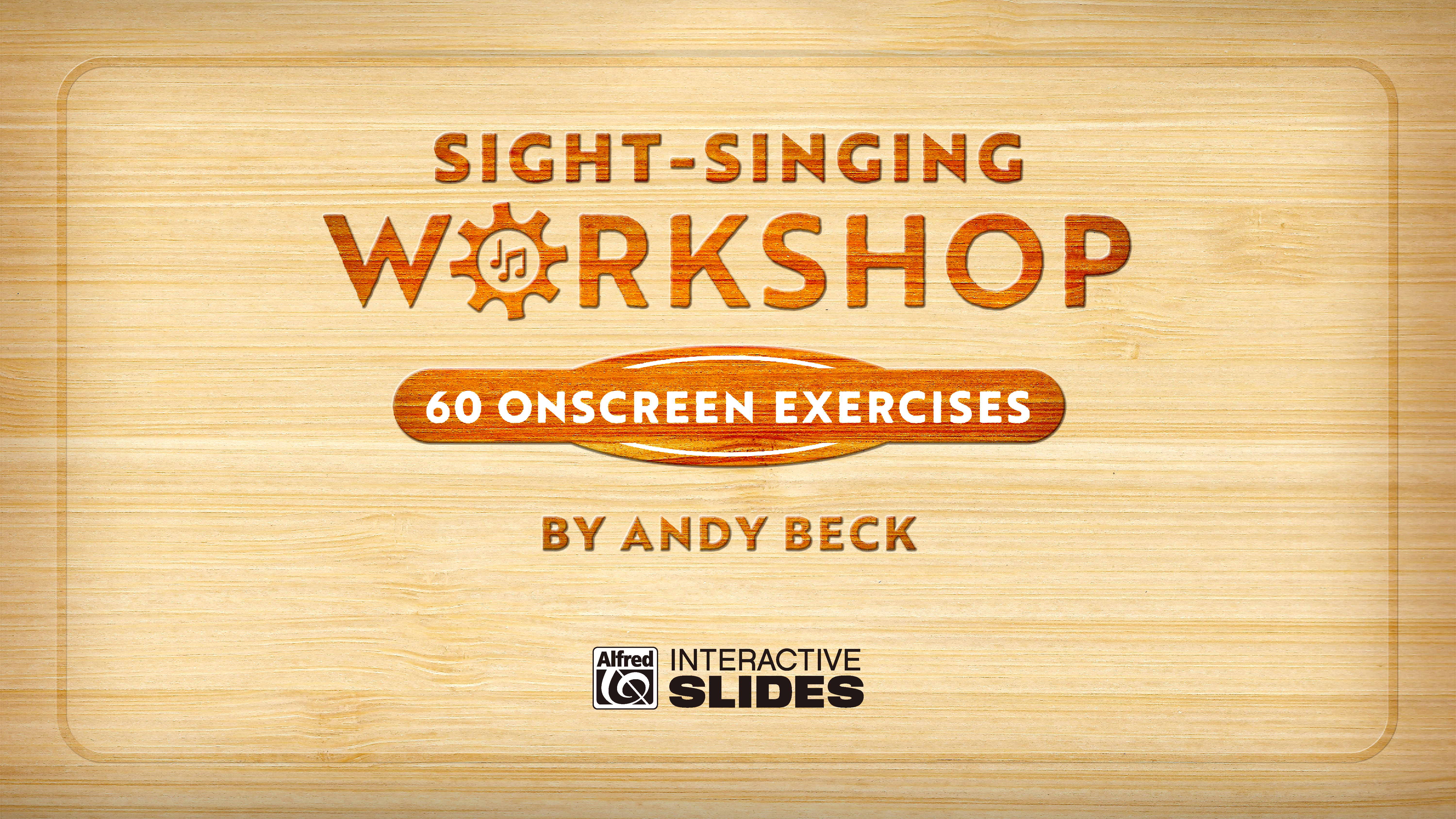 Sight-Singing Workshop