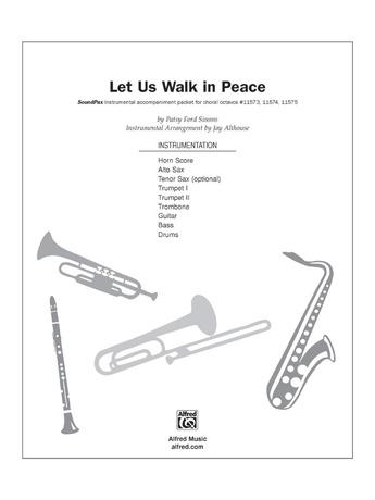 Let Us Walk in Peace - Choir Accompaniment