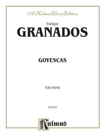 Granados: Goyescas (Complete) - Piano