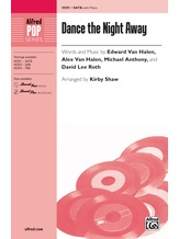 Dance the Night Away - Choral