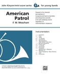 American Patrol - Concert Band
