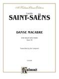 Saint-Saëns: Danse Macabre, Op. 40 - String Instruments