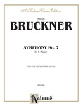 Bruckner: Symphony No. 7 in E Major (ISBN: 076926431X) - Piano Duets & Four Hands