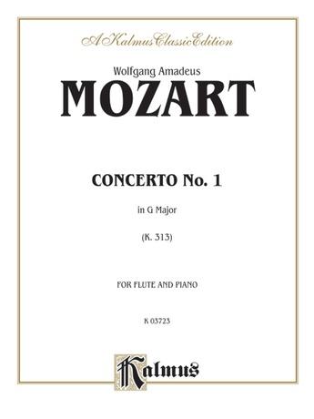 Mozart: Concerto No. 1 in G Major, K. 313 - Woodwinds