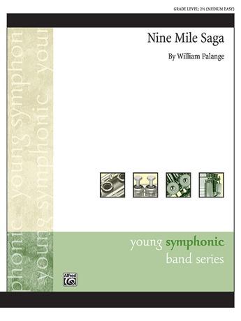 Nine Mile Saga - Concert Band
