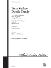 (I'm a) Yankee Doodle Dandy - Choral