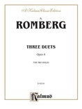Romberg: Three Duets, Op. 4 - String Ensemble