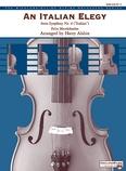 """An Italian Elegy, from Symphony No. 4 """"Italian"""" - String Orchestra"""