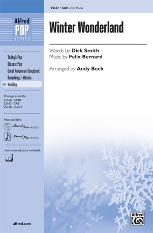 Winter Wonderland - Choral