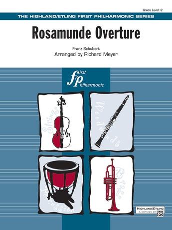Rosamunde Overture - Full Orchestra