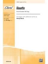 Alouette - Choral