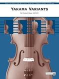 Yakama Variants - String Orchestra