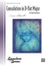 Consolation in D-flat Major (for right hand alone) - Piano Solo - Piano