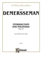 Demersseman: Introduction and Polonaise - Brass