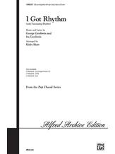 I Got Rhythm - Choral