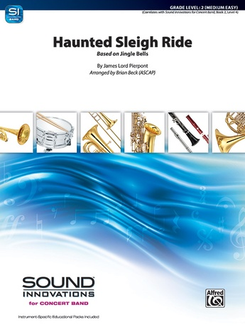 Haunted Sleigh Ride - Concert Band