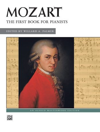 Mozart: First Book for Pianists - Piano