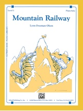 Mountain Railway - Piano