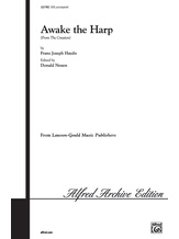 Awake the Harp - Choral