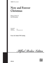 Now and Forever Christmas - Choral