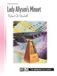 Lady Allyson's Minuet - Piano Solo - Piano