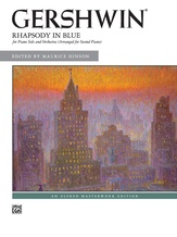 Gershiwin: Rhapsody in Blue: For Piano Solo and Orchestra (Arranged for Second Piano) - Piano Duo (2 Pianos, 4 Hands) - Piano Duets & Four Hands