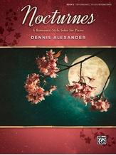 Nocturnes, Book 2: 6 Romantic-Style Solos for Piano - Piano