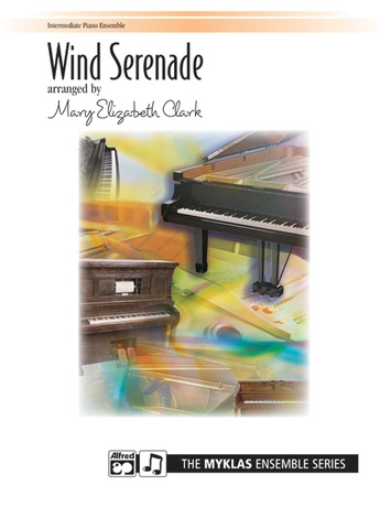 Wind Serenade - Piano Quartet (2 Pianos, 8 Hands) - Piano