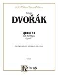 String Quintet in E-Flat Major, Op. 97 - String Quintet