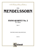 Mendelssohn: Piano Quartet No. 2 in F Minor, Op. 2 - Mixed Ensembles