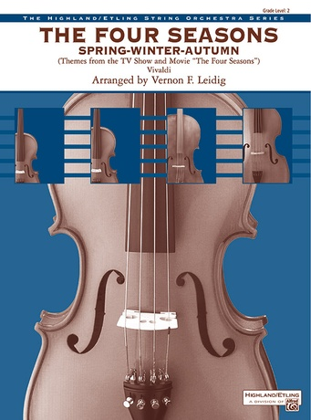The Four Seasons (Spring, Winter, Autumn) - String Orchestra