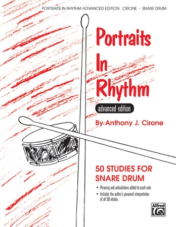 Portraits in Rhythm: Advanced Edition - Percussion Ensemble