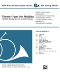 "Theme from ""The Moldau"" - Concert Band"