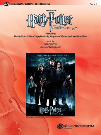 Harry Potter and the Goblet of Fire,™ Themes from - String Orchestra