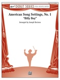 American Song Settings, No. 1 - Concert Band
