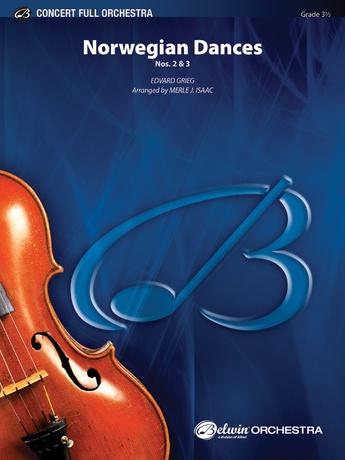 Norwegian Dances Nos. 2 & 3 - Full Orchestra