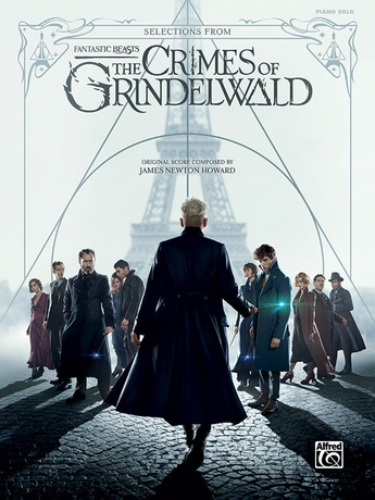 Dumbeldore's Theme (from <i>Fantastic Beasts: The Crimes of Grindelwald</i>) - Piano