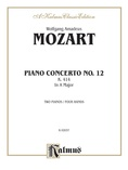 Mozart: Piano Concerto No. 12 in A Major, K. 414 - Piano Duets & Four Hands