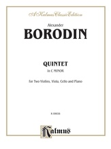 Borodin: Quintet in C Minor - Mixed Ensembles