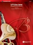 Li'l Liza Jane - Concert Band