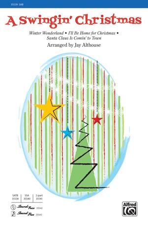 A Swingin' Christmas - Choral