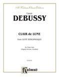 Debussy: Clair de Lune (from Suite Bergamasque) - Piano