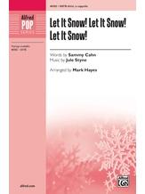 Let It Snow! Let It Snow! Let It Snow! - Choral