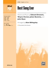 Best Song Ever - Choral