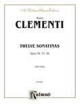 Clementi: Twelve Sonatinas - Piano