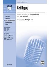 Get Happy - Choral